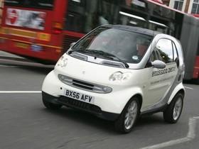 הדגם החשמלי העתידי של מכונית סמארט - צילום: www.lincah.co