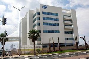 הבניין הירוק של אינטל בישראל - צילום: ישראל הדרי