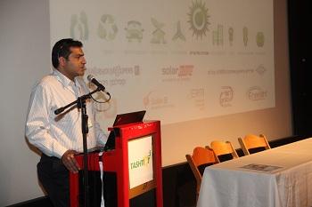 ראש אגף הסדרה ומתודולוגיה ברשות החשמל, עודד אגמון - צילום: מיקה יערי