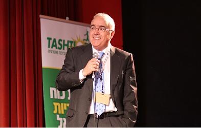 פאנל גיירמו לרה, מנהל העסקים הבינלאומיים לאיזור המזרח התיכון בחברת איידום