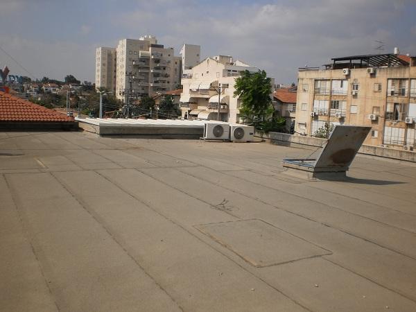 עיריית רחובות- גג של אור לציון - צילום: גרינגו