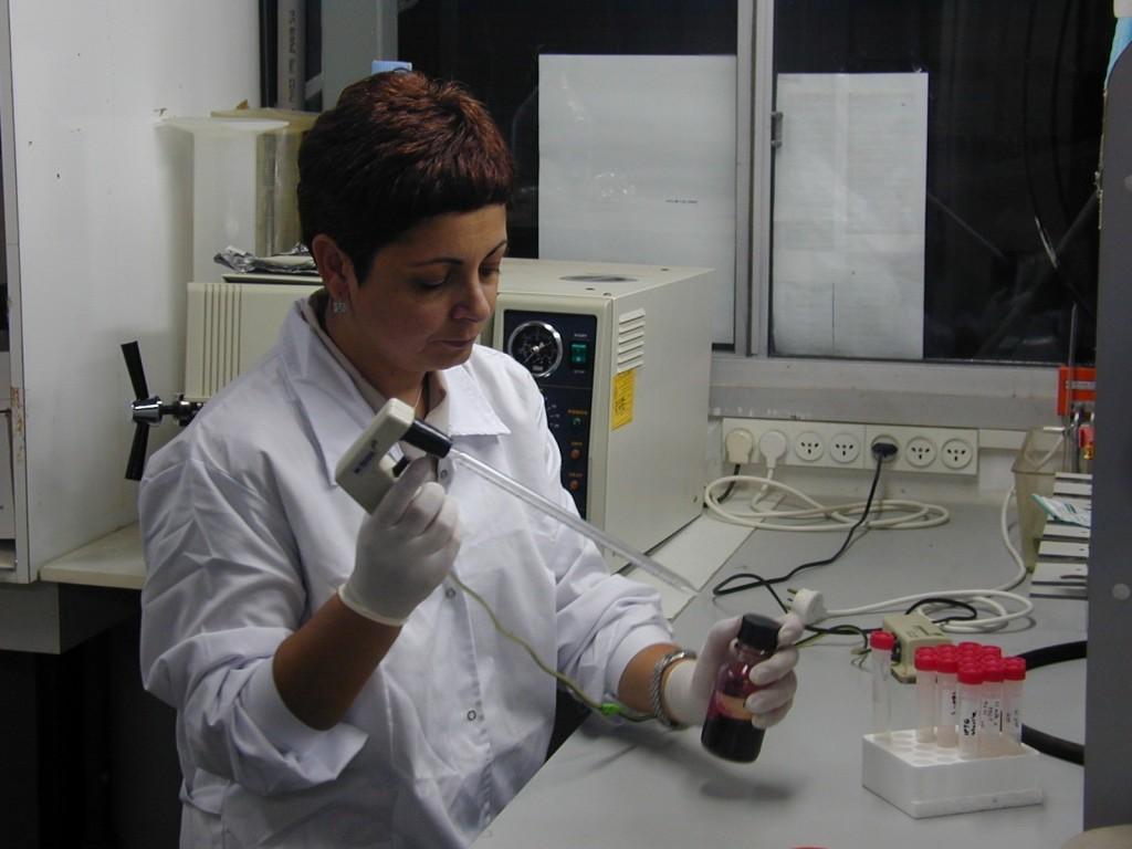 """ד""""ר חנה רוזנפלד צילום: משרד האנרגיה והמים"""
