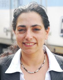 מירית כהן זמיר, מנהלת שיווק ש. כהן צילום: ארנון מעוז