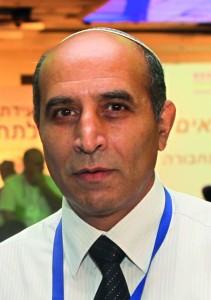 """אריה חממי יו""""ר ועידת ישראל לתחבורה צילום: יח""""צ"""
