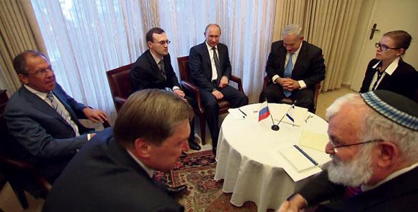 """פגישת צמרת חוץ וביטחון ישראל-רוסיה - צילום: באדיבות לע""""מ"""
