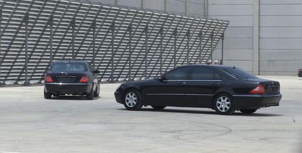 """שיירת הנשיא פוטין בישראל - צילום: באדיבות לע""""מ"""