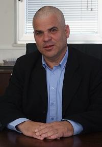 """שוקי סגיס, מנכ""""ל חברת נמל אשדוד - צילום: חברת נמל אשדוד"""