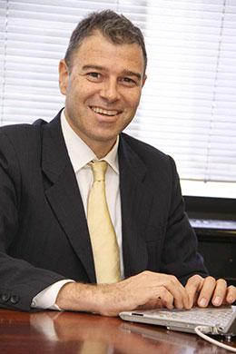 """חגי רביד – מנכ""""ל ושותף מנהל ב""""קוקירמן בית השקעות"""" צילום: יח""""צ"""