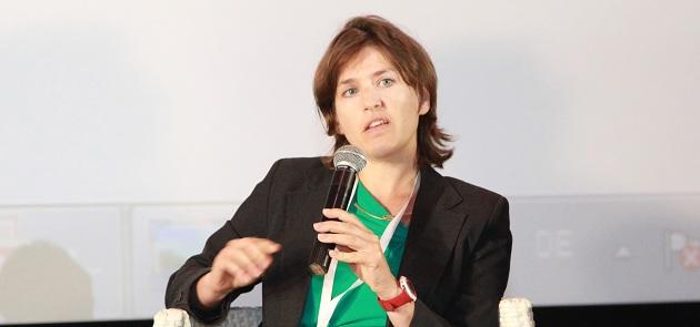 אריאלה ברגר, המכון הישראלי לתכנון כלכלי. ועידת תעשיית העתיד. צילום: גונן גלין