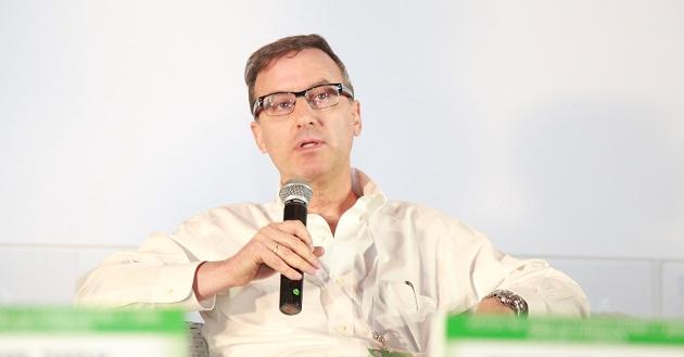"""עו""""ד ג'ק סמית', ועידת תעשיית העתיד 2013, צילום: גונן גלין"""
