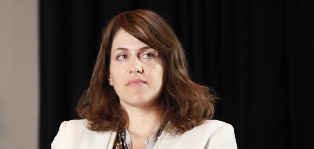 """עו""""ד ענת קליין, משרד GKH. ועידת תעשיית העתיד. צילום: גונן גלין"""