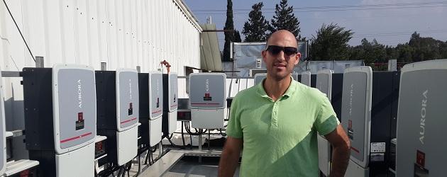 """ברק פלג , מנכ""""ל NRGSolutions , מונה נטו, אנרגיה סולארית, ממירים"""