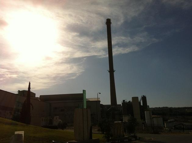 מפעל פיניציה, צילום: איתי שטרן