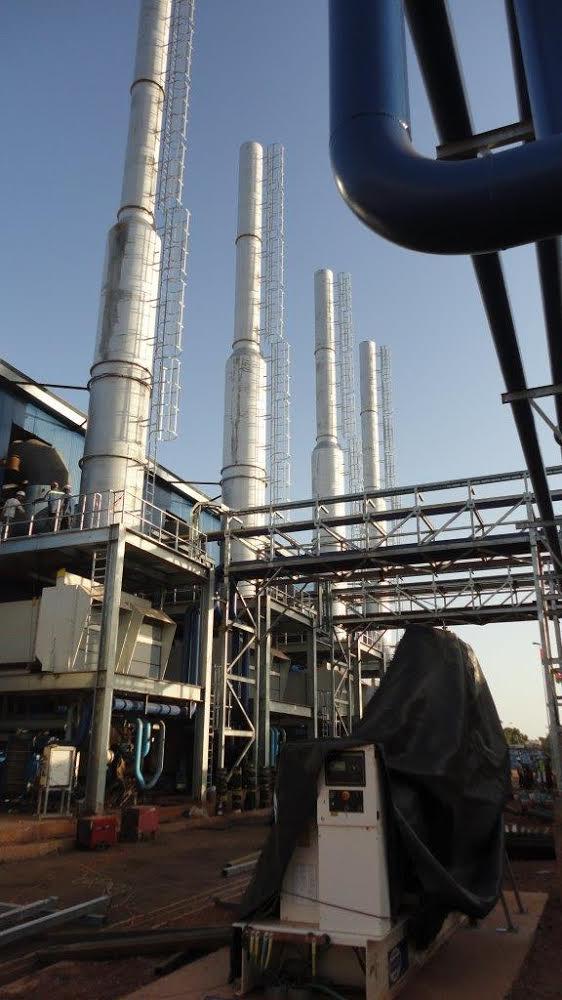 תחנת כוח 50 מגה-וואט של טלמניע בבורקינה פאסו