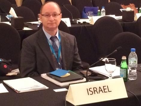 רון אדם, IRENA, סוכנות האנרגיה הבינלאומית