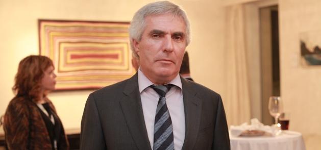 """אלכסנדר ורשבסקי, יו""""ר רשות הגז הטבעי והממונה על הנפט במשרד התשתיות הלאומיות, האנרגיה והמים"""