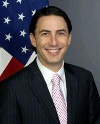 עמוס הושטיין, דיפלומט מיוחד של משרד האנרגיה האמריקאי