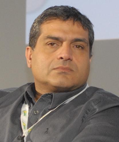 עודד אגמון, ראש תחום ההסדרה ברשות החשמל, כנס אנרגיית העתיד ה-6. צילום: ארנון מעוז
