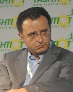 "אילון וניש מנכ""ל EDF-EN ישראל. כנס אנרגיית העתיד ה-6. צילום: אדיר פטל"