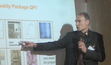 פול גרונאו, חבר בדירקטוריון ויועץ בכיר לחברת PI Berlin. כנס PID. צילום: אדיר פטל