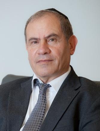 """מרדכי מרדכי, יו""""ר דירקטוריון מקורות. צילום: משה שי"""