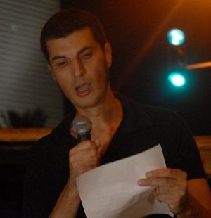 יוסי דורפמן, הפגנת הגז בתל אביב 4.7.15. צילום: אדיר פטל, תשתיות