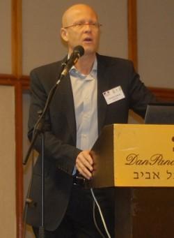 """כרמלו סקאלונה, סמנכ""""ל פיתוח עסקים חדשים, EDF EN. כנס """"אתגרים בפיתוח של פרויקטי רוח בישראל"""""""