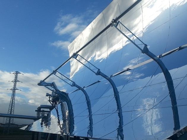 אנרגיה סולארית של חברת ריוגלס. צילום: ריוגלס