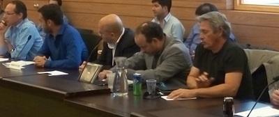 דיון ועדת הכלכלה לקידום אנרגיות מתחדשות. צילום: ארנון מעוז, תשתיות
