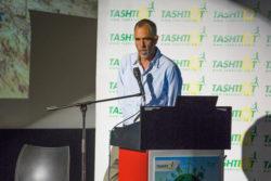 נועם אילן מקפיטל נייצ'ר בפאנל החדשנות בכנס העשור לאנרגיות המתחדשות של תשתיות. צילום: מארק נומרד