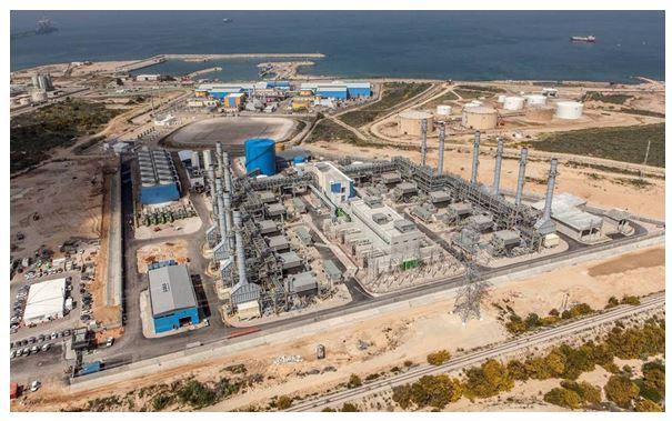 תחנת הכוח דוראד (צילום: בני מור-כלכליסט)