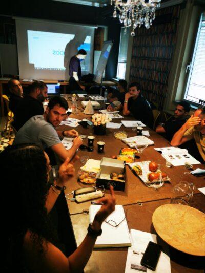 קורס ניהול פרוייקטים של מכללת תשתיות 2020
