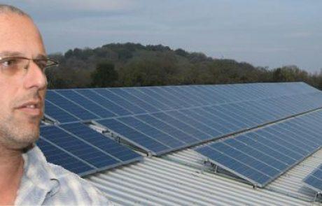 שוט סולאר תספק לגרינטופס פאנלים סולארים בהספק 12 מגהוואט