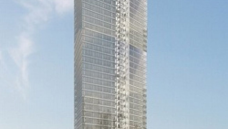בניין המשרדים הראשון בישראל המועמד לתקן LEED  Platinum לבנייה ירוקה