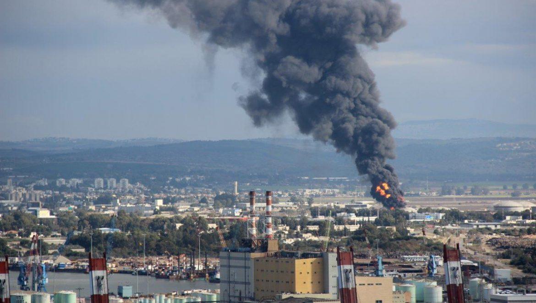 """כתב אישום נגד בז""""ן בעקבות השריפה במפעל: """"המנהלים כשלו בהחלטותיהם"""""""