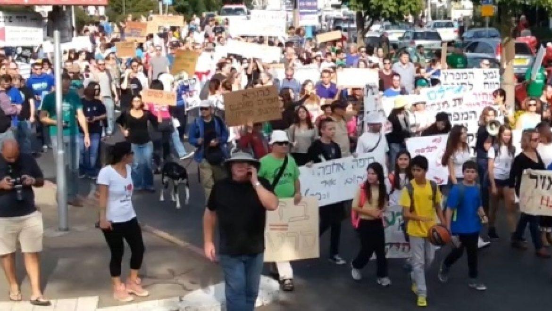 דיון הערר בקרקעות הצפון: תושבי חיפה יפגינו נגד הקמת מתחם פטרוכימי חדש