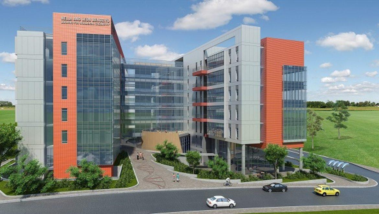 """הפקולטה החדשה לביוכימיה ב""""ויצמן"""" תוקם בהתאם לתקן LEED של בנייה ירוקה"""