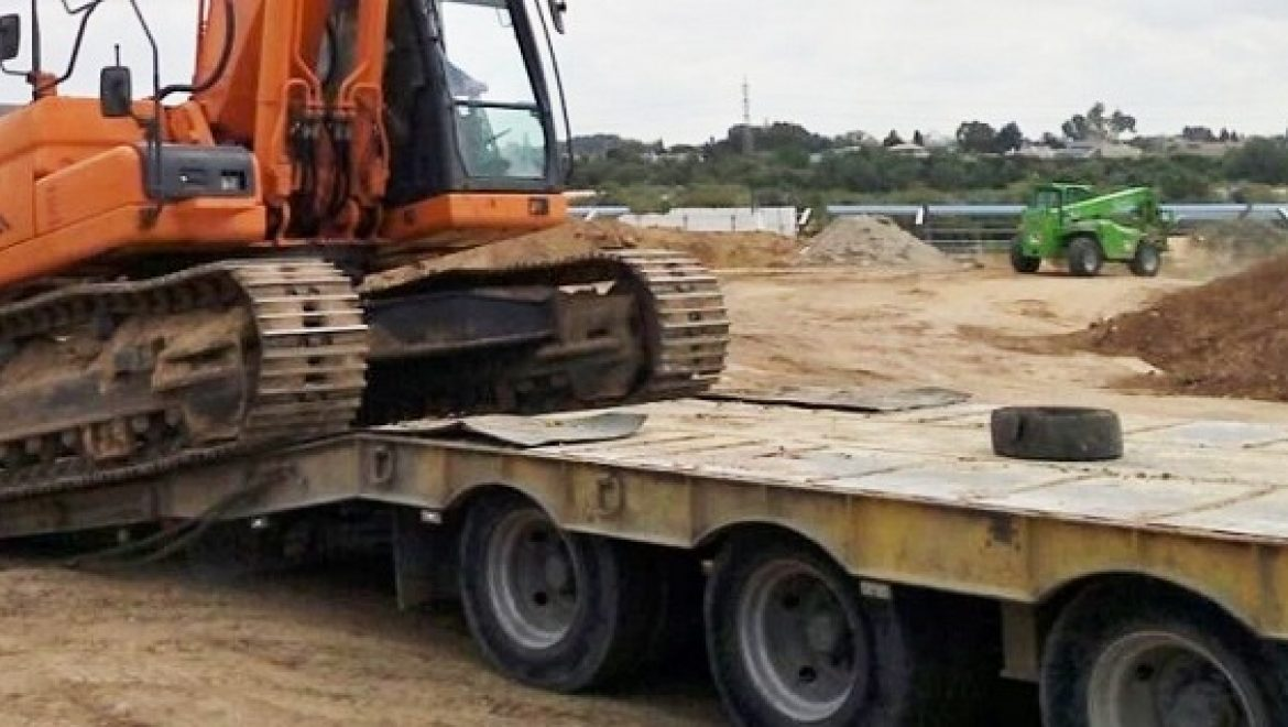 המשטרה, רשות מקרקעי ישראל והסיירת הירוקה חושפות חשד לגניבת מחצבי טבע מהמדינה