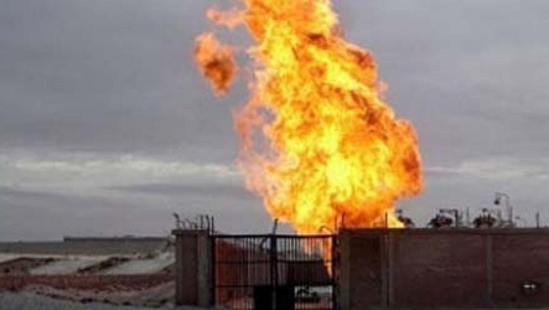 בפעם הרביעית: פיצוץ בצינור הגז המצרי