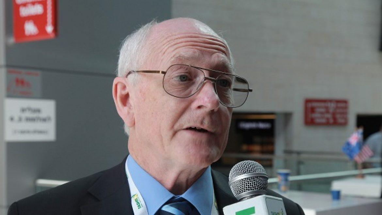 פרופסור מאוסטרליה לישראלים: העולם עובר לטיפול מלא בגז הטבעי בתוך המים