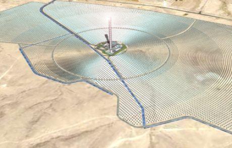 """מגלים במו""""מ עם המדינה להוסיף טכנולוגיית אגירה לפרויקט אשלים"""