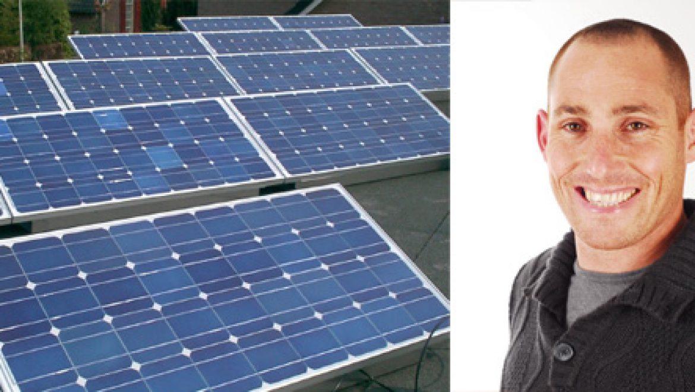 הסכם שני להרים ירוקים ואספן גרופ להקמת מערכות סולאריות בצפון הארץ
