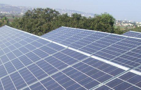 סולארית דוראל התקינה מערכות של 650 קילו וואט בקיבוצים ברחבי הארץ