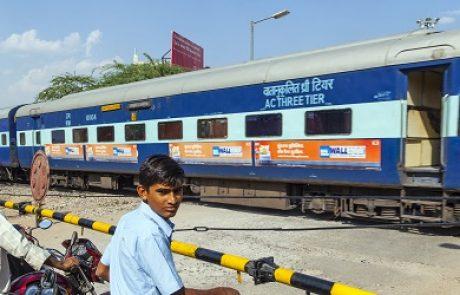 פיתוח חדש: מיזוג אוויר סולארי ברכבות בהודו