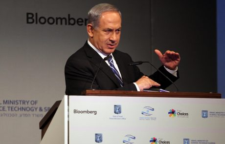 """נתניהו מתנגד לסגירת מפעל כרמל אולפינים המזהם בחיפה בנימוק של """"סיכון בטחוני"""""""