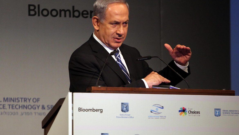 """נתניהו """"אספקת גז דרך טורקיה לאירופה, זה דבר אסטרטגי למדינת ישראל"""""""