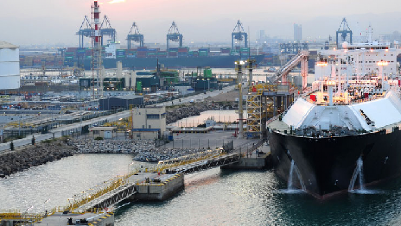 צפו: תהליך הפיכת גז טבעי ל-LNG