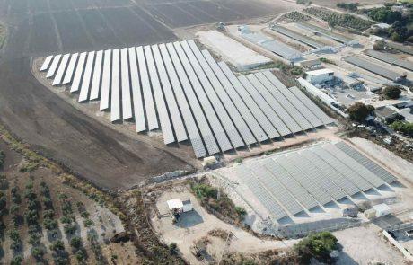 """קבוצת דוראל משאבי אנרגיה מתחדשת חנכה ארבעה מיזמים סולאריים בקיבוצים בצפון הארץ בהשקעה של כ- 60 מיליון ש""""ח"""