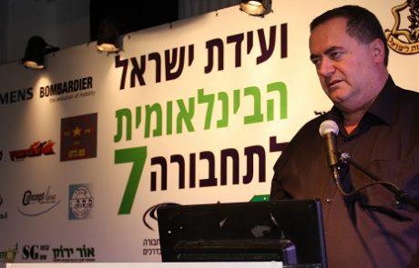 """ישראל כ""""ץ: מלכתחילה האומדן שנתנו לפרויקט הרכבת הקלה לא היה ריאלי"""