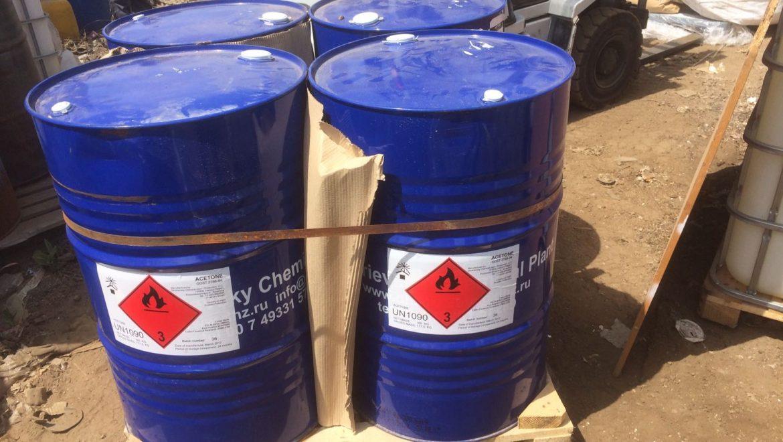 אלפי מכלי חומרים מסוכנים אותרו בקרבת מתחם מגורים באור יהודה